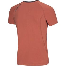 Ocun Bamboo T Blossom Camiseta Hombre, naranja